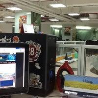 Photo taken at VTC Intecom by Trung V. on 2/17/2012