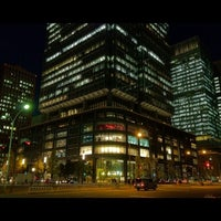 Photo taken at Marunouchi Building by Sh on 12/5/2011