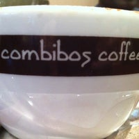 Photo taken at Combibos Coffee by Adrian P. on 1/2/2011