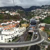 Photo taken at Teleférico do Funchal by Joan_ne F. on 7/26/2011