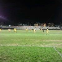 "Photo taken at Estadio ""Leonardo Palacios"" by Renato D. on 10/5/2011"