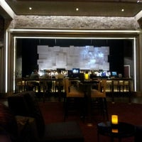Photo taken at CinéBistro at Hyde Park Village by Mike F. on 1/11/2012