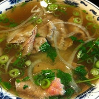 Photo taken at Pho Cow Cali Express by Stephanie B. on 6/17/2012