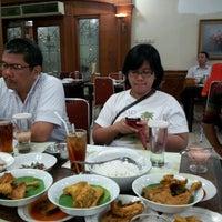 Photo taken at Sari Indah Padang Restaurant by Anisa M. on 8/17/2012