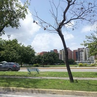 Photo taken at Parque El Ejército by Rodolfo R. on 8/11/2012