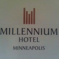 Photo taken at Millennium Hotel by Heidi G. on 6/19/2011
