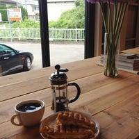 6/24/2012にamateurworkerがゼブラ コーヒー&クロワッサン 津久井本店で撮った写真