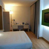Photo taken at NH Jolly Hotel Palermo by Davide S. on 5/10/2012