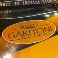 Photo taken at Bistro Garitoni by Tina B. on 8/17/2012