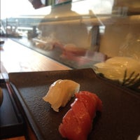 Photo taken at Sushi Kyotatsu by Bay Y. on 9/4/2012