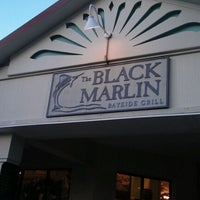 Photo taken at Black Marlin Bayside Grill by Mark V. on 11/7/2011