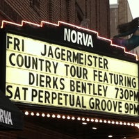 Photo taken at The NorVa by Douglas B. on 5/13/2011