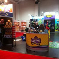 Photo taken at Toronto Toy Fair by Stacey L. on 1/28/2012