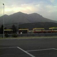 Photo taken at Area di Servizio Monte Velino Sud by Antonio D. on 9/3/2011