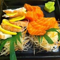 Photo taken at Tarot Salmon Japanese Restaurant by Baby T. on 4/11/2011