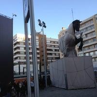 Photo taken at Exposición Da Vinci by Emilio S. on 1/21/2012