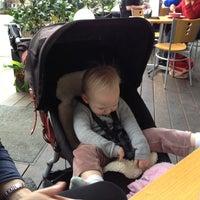 Photo taken at New Leaf Café by GERHARD G. on 5/19/2012