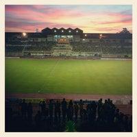 Photo taken at Stadium Darul Aman by Muhammad S. on 5/1/2012