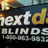 Photo taken at Next Day Blinds by Charles H. on 11/22/2011