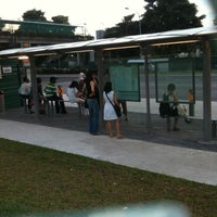 Photo taken at Bus Stop 28249 (Jurong East Library) by Syazani S. on 3/13/2011