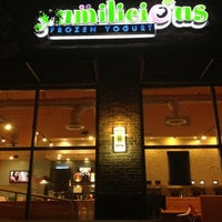 Photo taken at Yumilicious by Luis on 8/27/2012