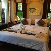 Photo taken at Salad Buri Resort by jaravee a. on 4/7/2012
