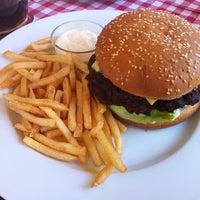 Photo taken at Restaurace Stodola by Radek Z. on 5/1/2012