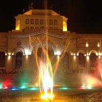 Снимок сделан в Площадь Республики пользователем Ashot A. 7/7/2012