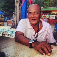 Photo taken at Beach, Fisherman Divers by ApEk WhuuT on 6/23/2012