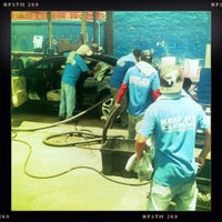 Photo taken at Keep It Clean Car Wash by ALEX R. on 7/23/2011