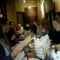 Photo taken at Bleu Restaurant & Bar by Chad D. on 1/30/2012