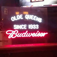 """Photo taken at Olde Queens Tavern by Breon """"FLATLINE"""" S. on 8/11/2011"""