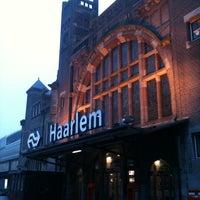Photo taken at Station Haarlem by Krummeltje !. on 2/26/2011