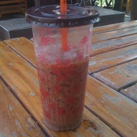 Photo taken at Black Angel Coffee (Infront of Research and Development Building) by Boontan B. on 2/23/2012