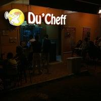 Photo taken at Du' Cheff Pizzaria Express by Kalinin F. on 1/22/2012