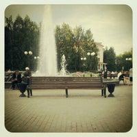 Photo taken at Театральная площадь by Серёга Б. on 7/9/2012