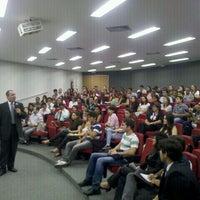 Photo taken at Fundação João Pinheiro by Gustavo O. on 9/14/2011
