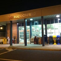 Photo taken at PATCO: Haddonfield Station by Dan P. on 2/12/2011