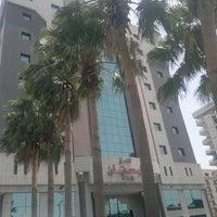 Photo taken at Al Bustan Hotel, Jeddah by Khalid M. on 5/27/2012