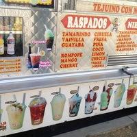 "Photo taken at ""La Abispa"" Truck by Sandra B. on 7/22/2012"