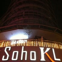 Photo taken at Solaris Mont'Kiara (SohoKL) by Teo Z. on 9/10/2011