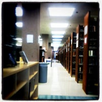 Photo taken at Bird Library by Mikey F. on 9/2/2011