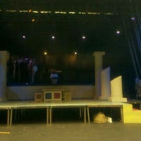 Photo taken at Phoenix Theatre's Little Theatre by Johanna on 8/18/2011