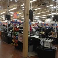 Photo taken at Walmart Supercenter by SooFab on 1/23/2012
