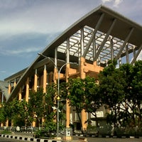 Photo taken at Pustaka Wilayah Soeman HS by Erlangga W. on 7/22/2012