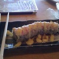Photo taken at Sushi K by David C. on 12/14/2011