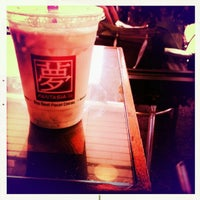 Photo taken at Fantasia Coffee & Tea by Shan L. on 8/23/2011