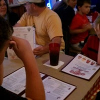 Photo taken at Crabby's by Conni M. on 8/21/2011