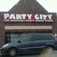 Photo taken at Party City by Jessica G. on 9/23/2011