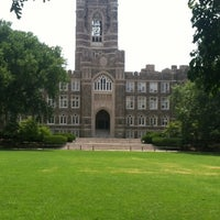 Photo taken at Fordham University - Rose Hill by Stanley S. on 7/24/2012